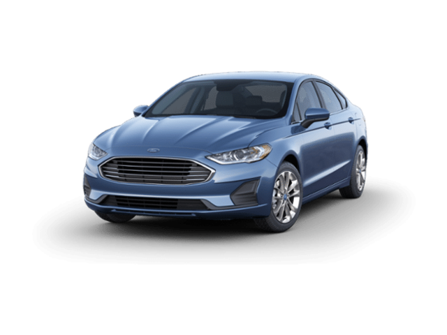 2019 Ford Fusion 4dr Car